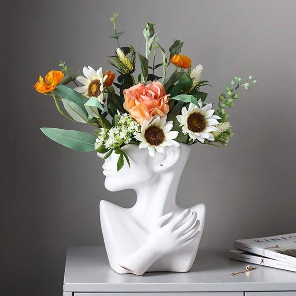 Bình hoa decor