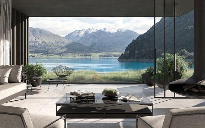 Những biệt thự có cảnh quan và tầm nhìn ngoạn mục từ mọi góc độ