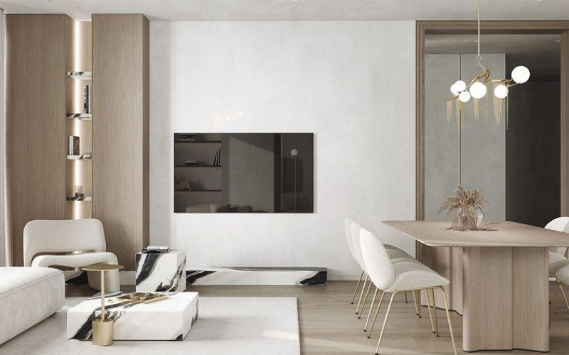 Nâng cấp ngôi nhà với trang trí hiện đại tinh tế và thẩm mỹ