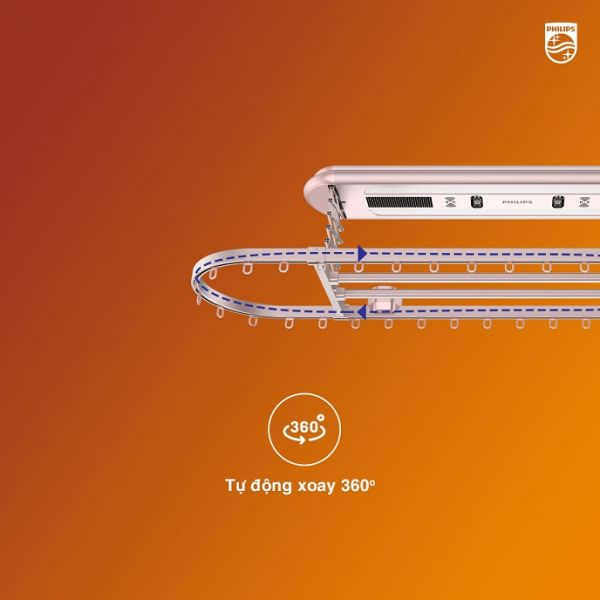 Giàn Phơi Thông Minh Philips SDR801