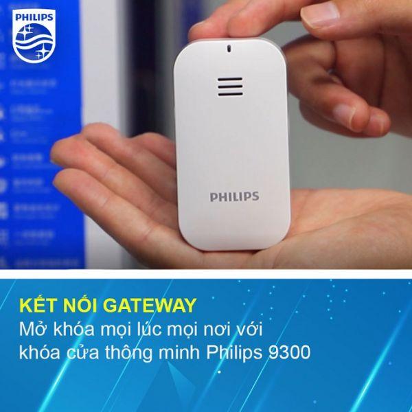 Khoá Vân Tay Cao Cấp Philips 9300