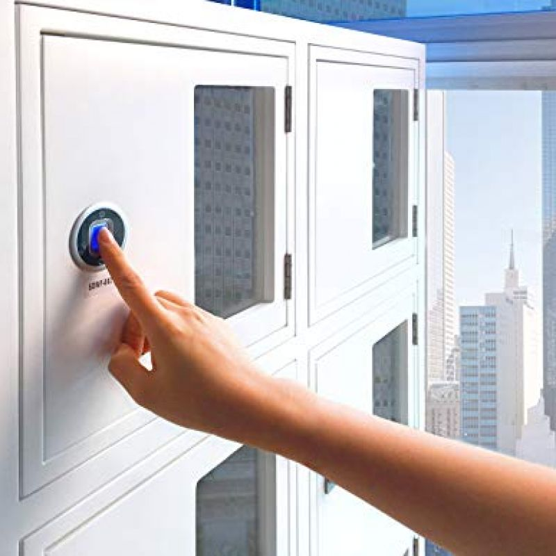 Tủ khóa vân tay