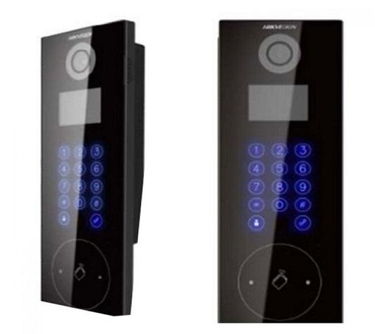 nút bấm chuông cửa DS- KD 8102 V