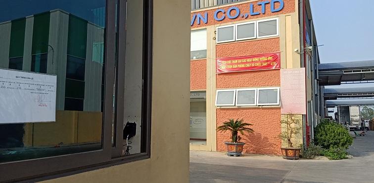 Nhung cong trinh khach hang lap dat camera may cham cong kiem soat cua ra vao