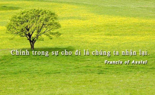 Cho di chinh la dang nhan lai