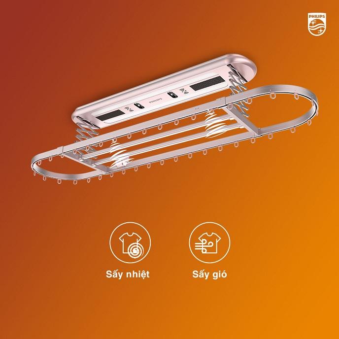 Gian phoi cao cap Philips SDR801
