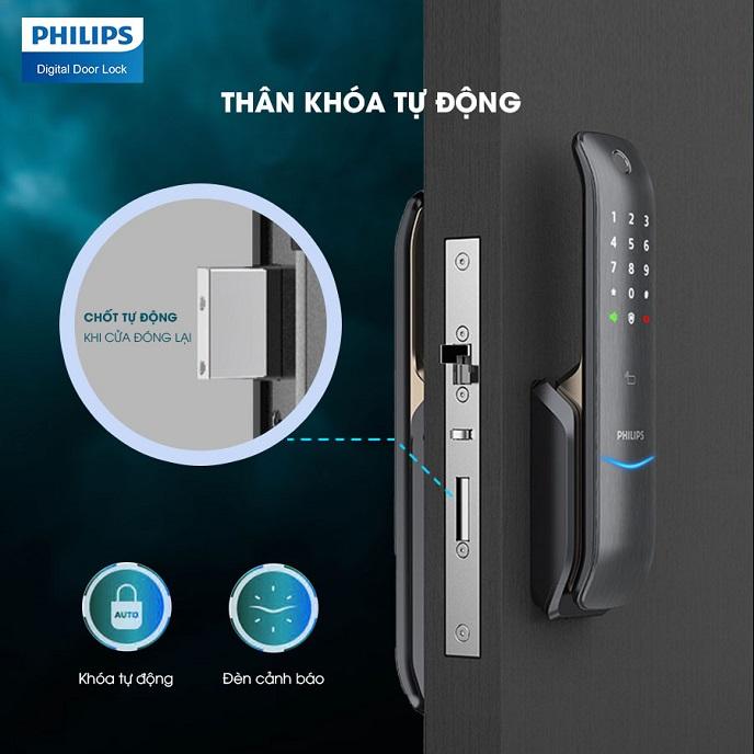 Cau tao khoa Philips 6100