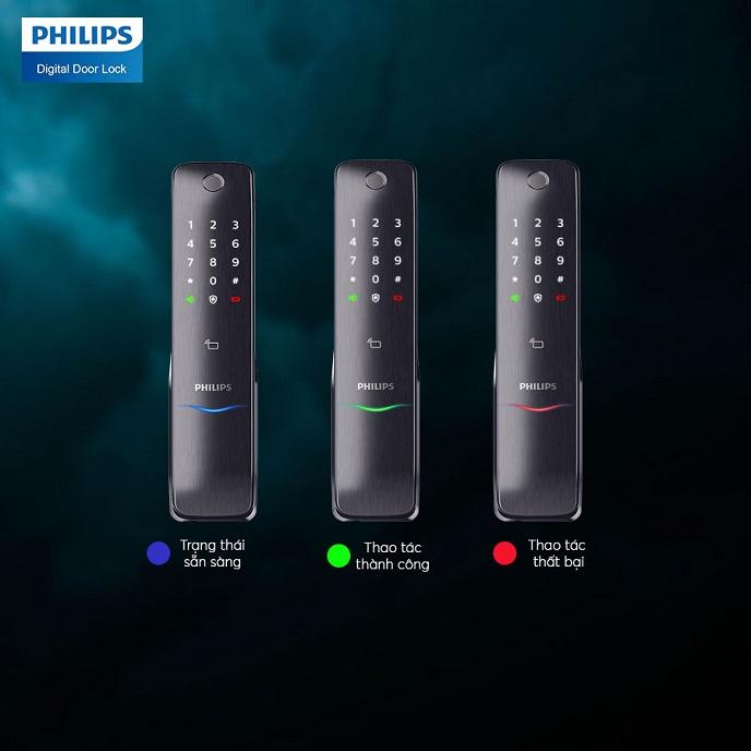 Khoa dien tu Philips 6100
