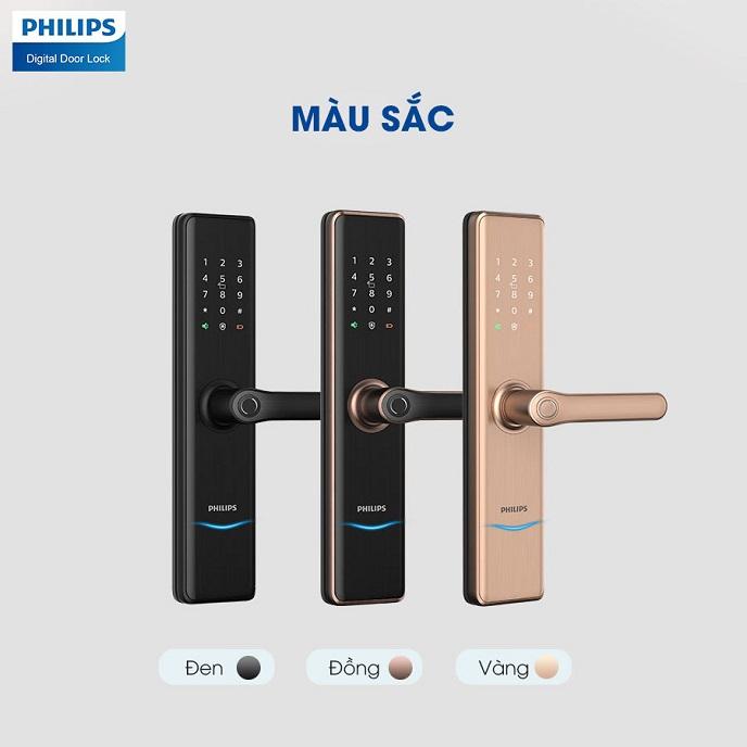 Khoa van tay Philips 7300