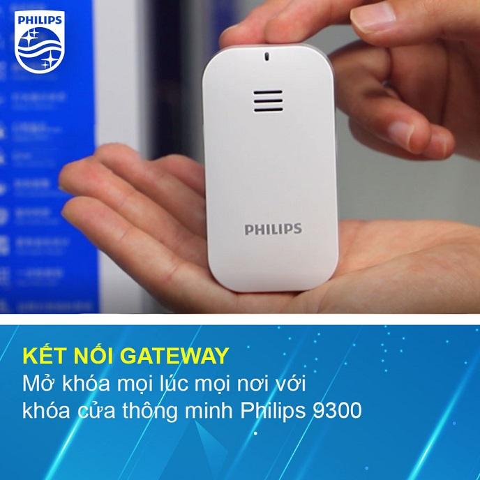 Tien ich mo rong cua khoa Philips 9300